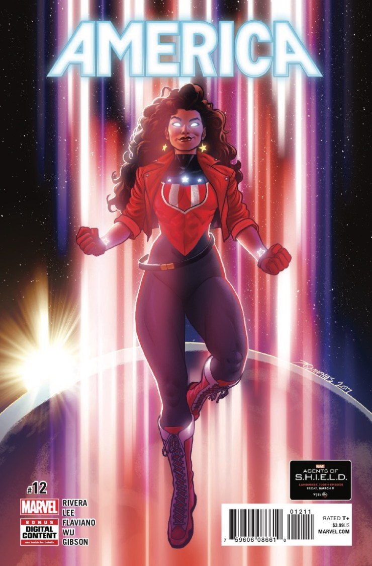 Marvel Preview: America #12
