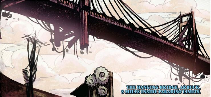 Paradiso #3 Review