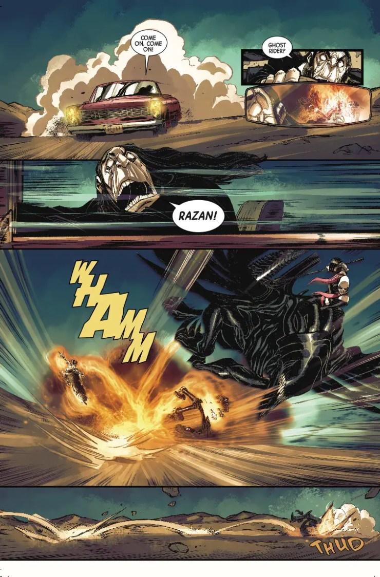 Marvel Preview: Spirits of Vengeance #5