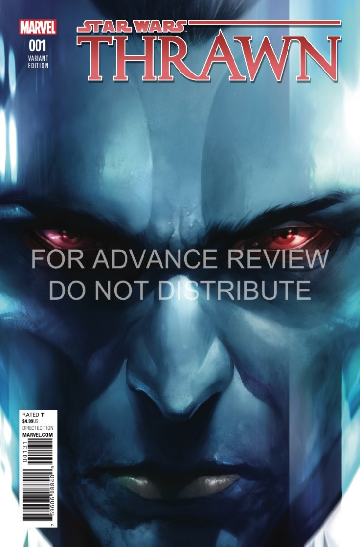 Marvel Preview: Star Wars: Thrawn #1