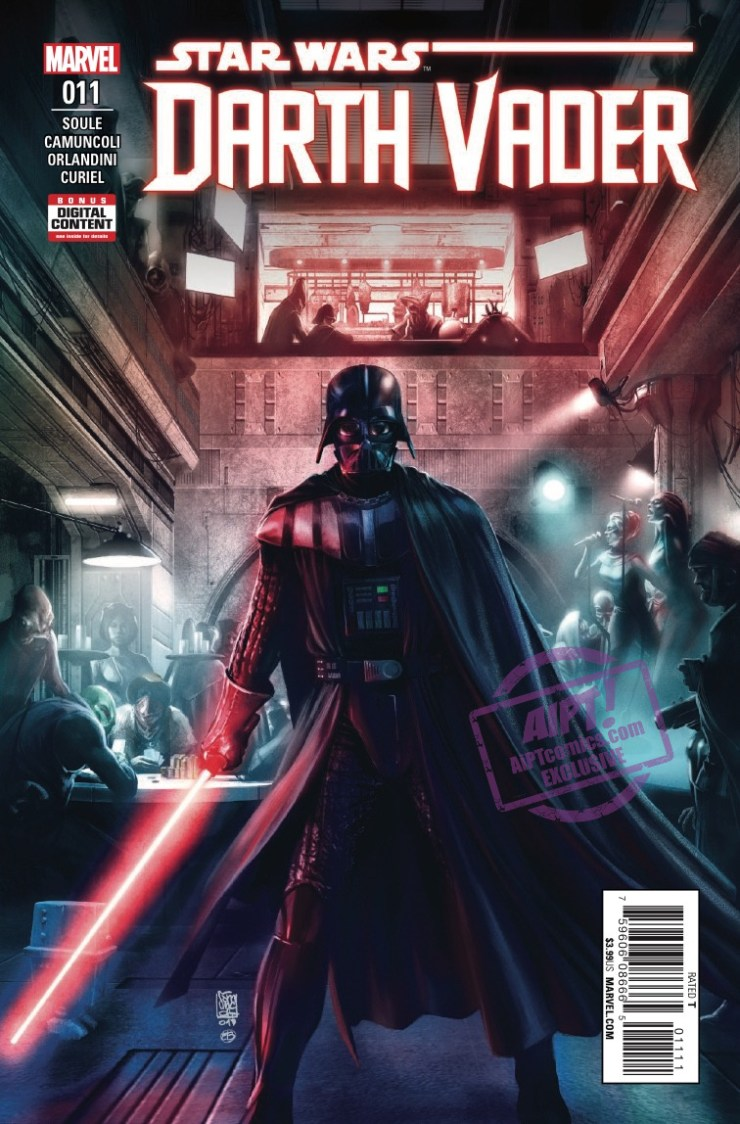 [EXCLUSIVE] Marvel Preview: Darth Vader #11