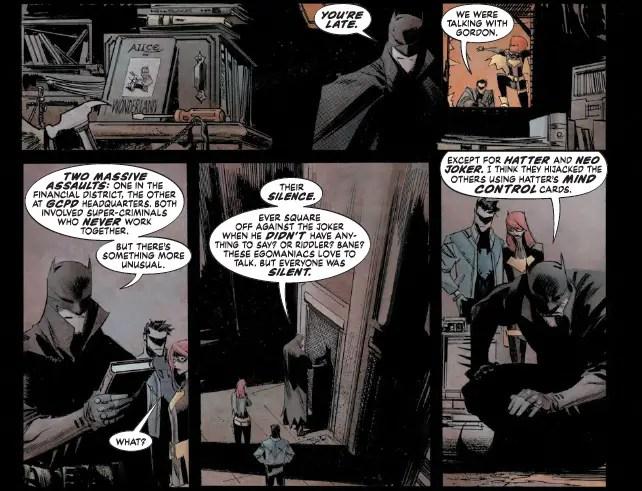 Batman: White Knight #5 Review