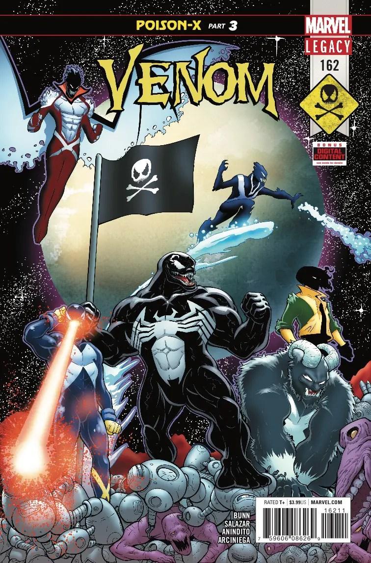 Venom #162 Review