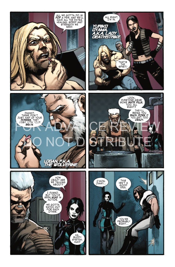 Marvel Preview: Weapon X #14