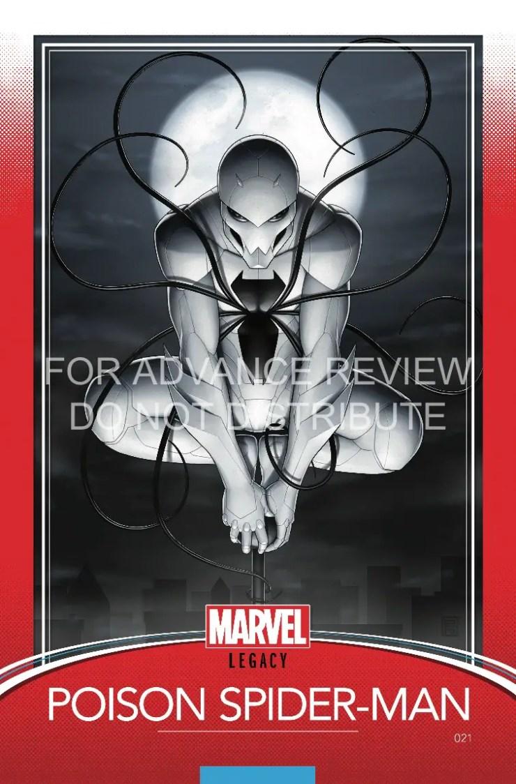 Marvel Preview: X-Men Blue #21