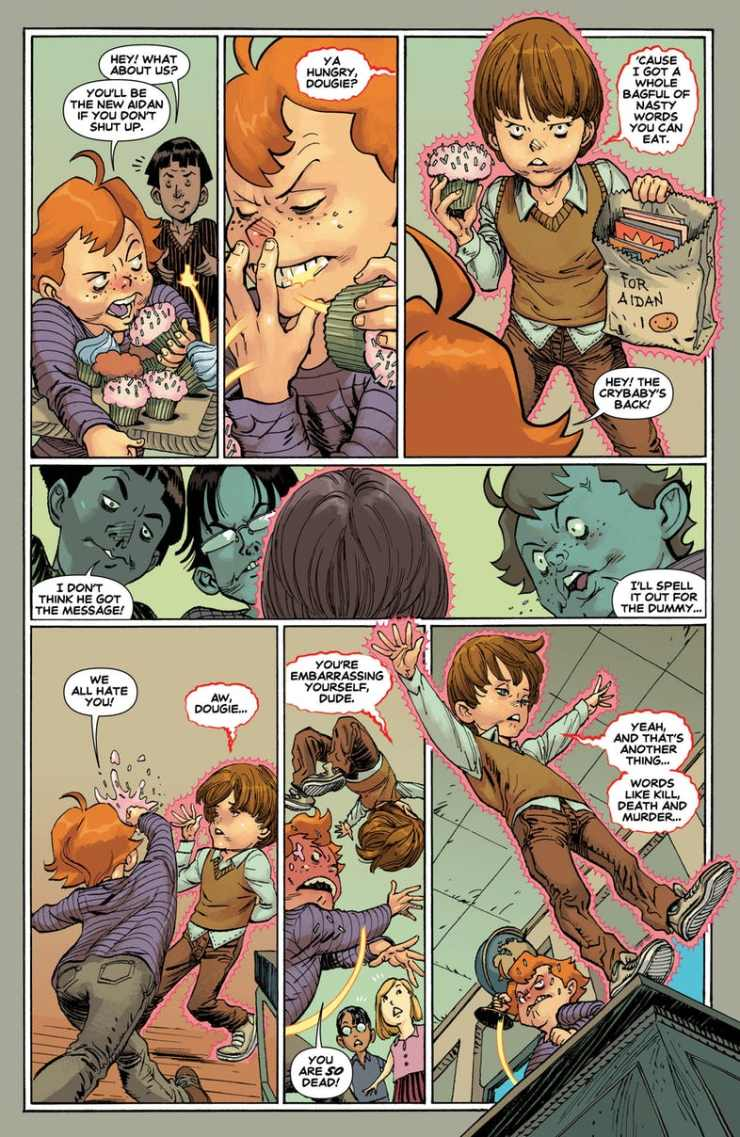 Young Monsters in Love #1 Review