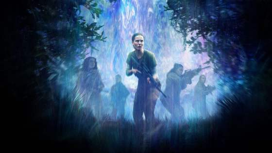 Based on Jeff VanderMeer's best-selling Southern Reach Trilogy, Annihilation stars Natalie Portman, Jennifer Jason Leigh, Gina Rodriguez, Tessa Thompson, Tuva Novotny and Oscar Isaac.