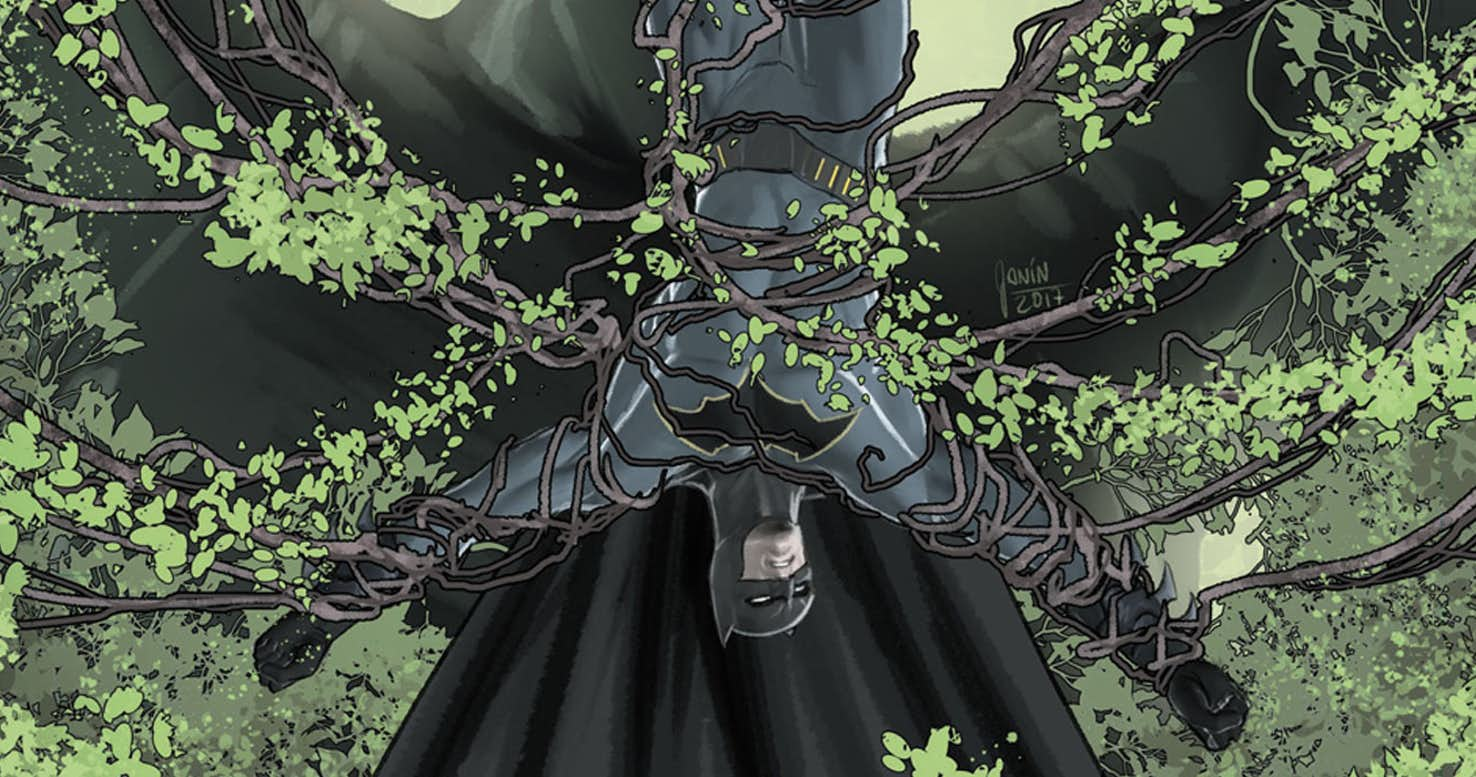 Batman #41 review: Or how I learned to stop worrying and love getting entangled in Poison Ivy's vines