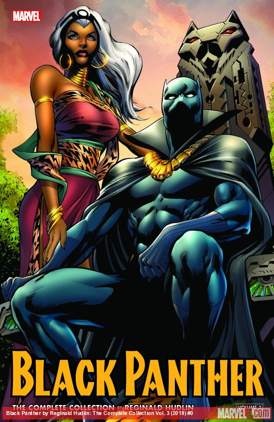 'Black Panther: The Complete Collection By Reginald Hudlin Vol. 3' review: contains two of the best stories in the entire Black Panther mythos