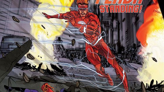The Flash #41 Review