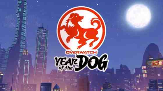 The Year of the Dog has arrived.