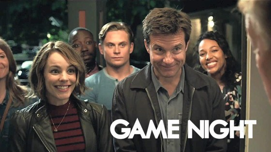 It's been a while since there's been a raunchy R-rated comedy that's truly great. 2017 had a bunch of throwaways like The House and Rough Night. I was a little worried about the genre's future, but I'm happy to report Game Night ends its current drought.