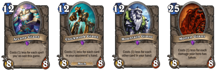 Hearthstone: Wild format and its giant Naga Sea Witch problem