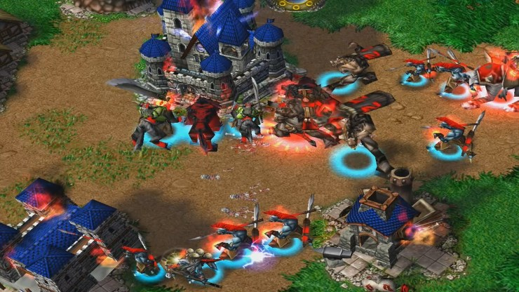 """A Warcraft-related announcement is expected """"soon."""" Is a Warcraft III remaster in the works?"""