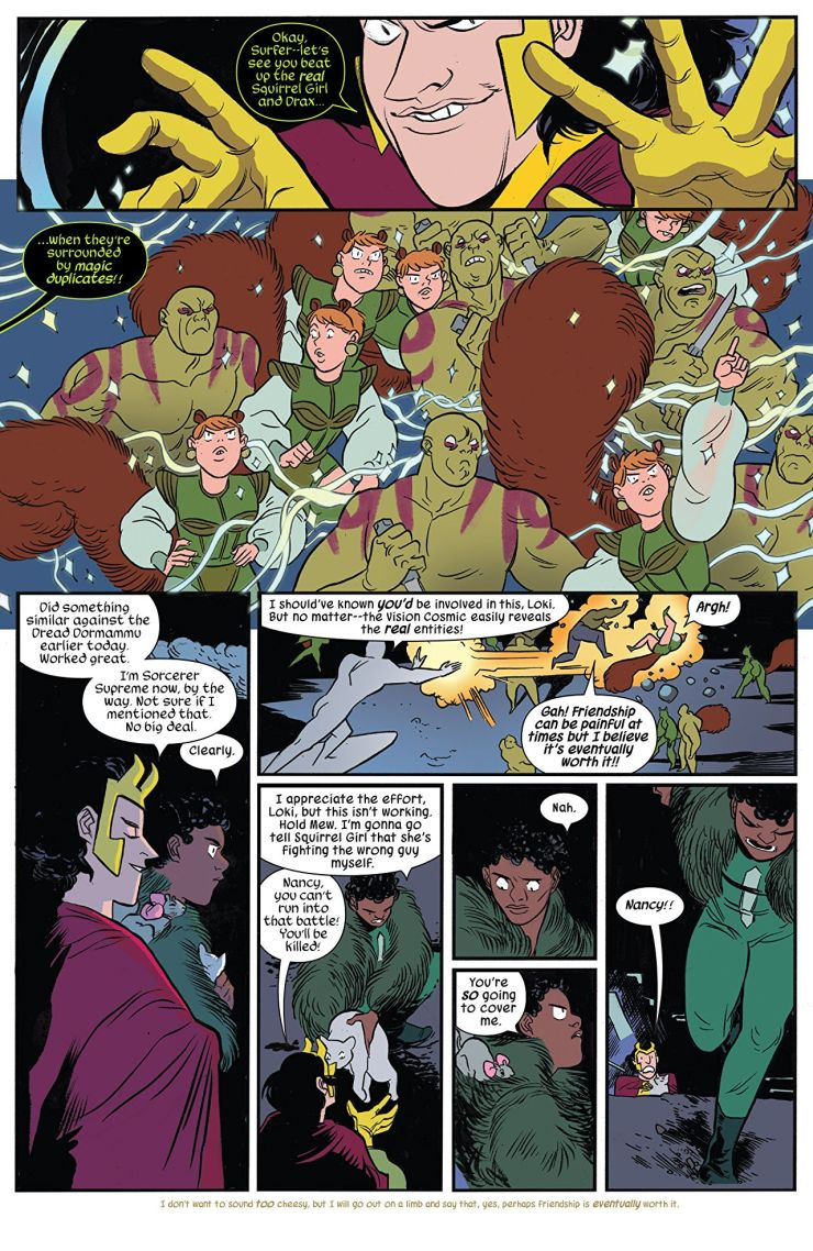 The Unbeatable Squirrel Girl #29 Review
