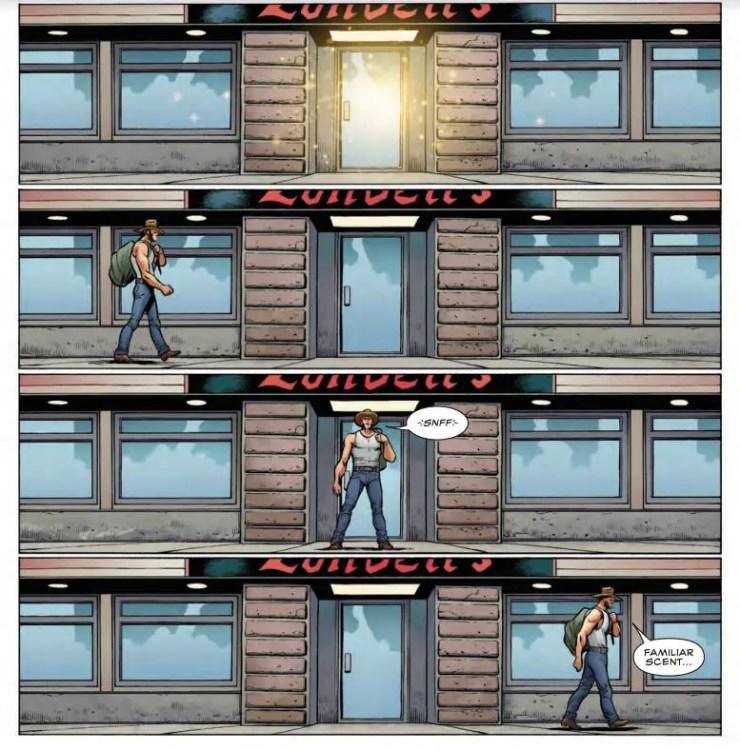 Weekly Wolverine Watch 5: Black Panther #170