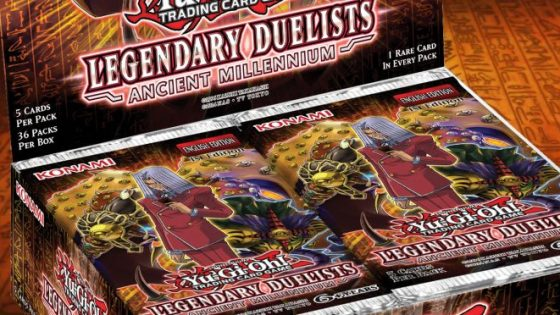 [WATCH] The future of Yu-Gi-Oh! at NY Toy Fair 2018