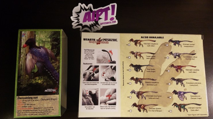 Beasts of the Mesozoic - Deluxe Raptors Review
