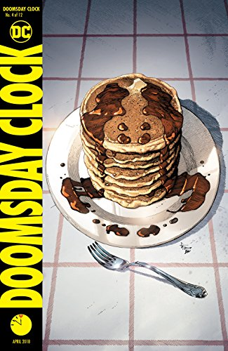 Doomsday Clock #4 Review