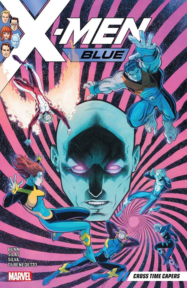 'X-Men Blue Vol. 3: Cross Time Capers' review: One of the series' most solid and satisfying story arcs
