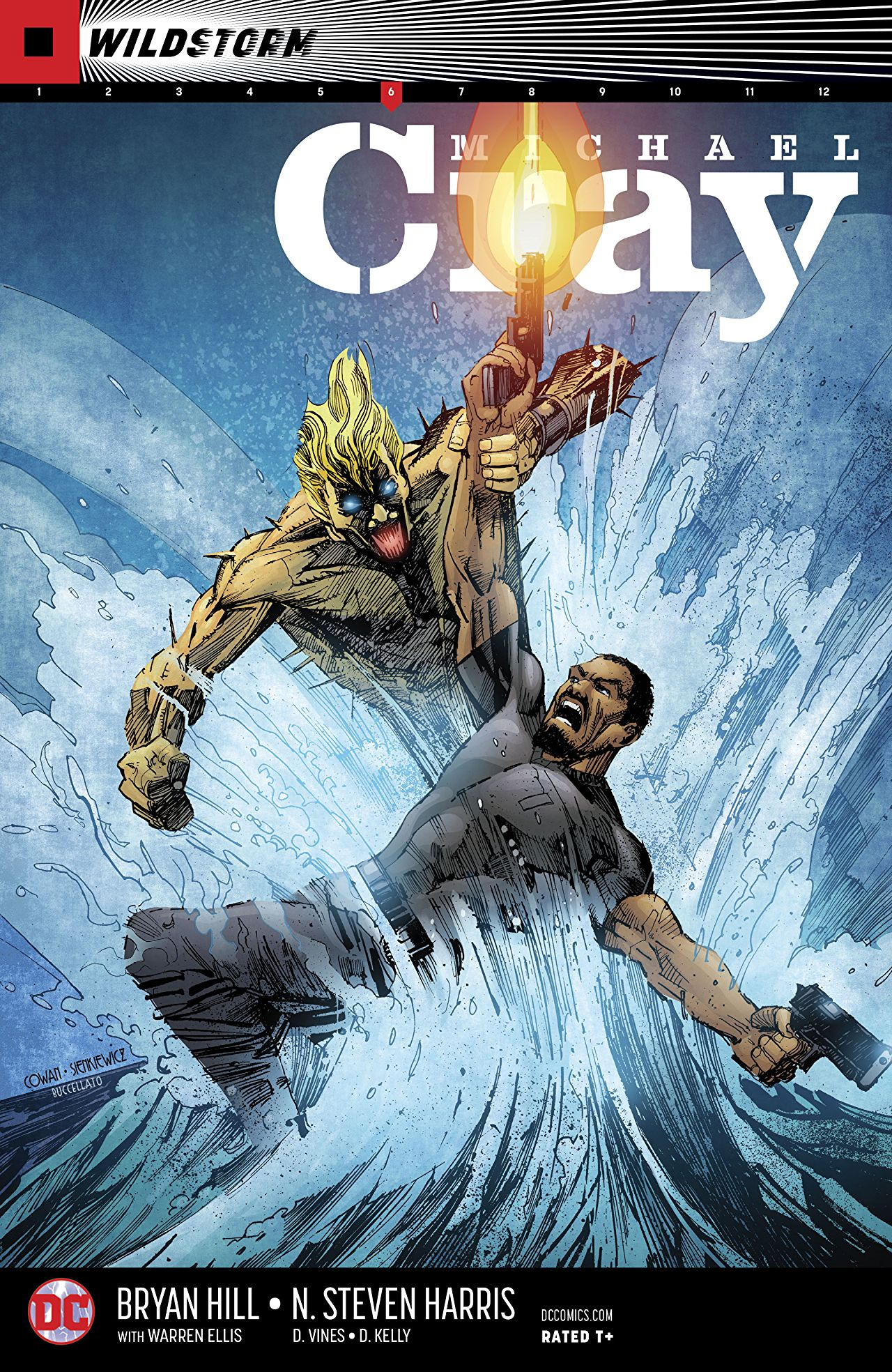 The Wild Storm: Michael Cray #6 Review