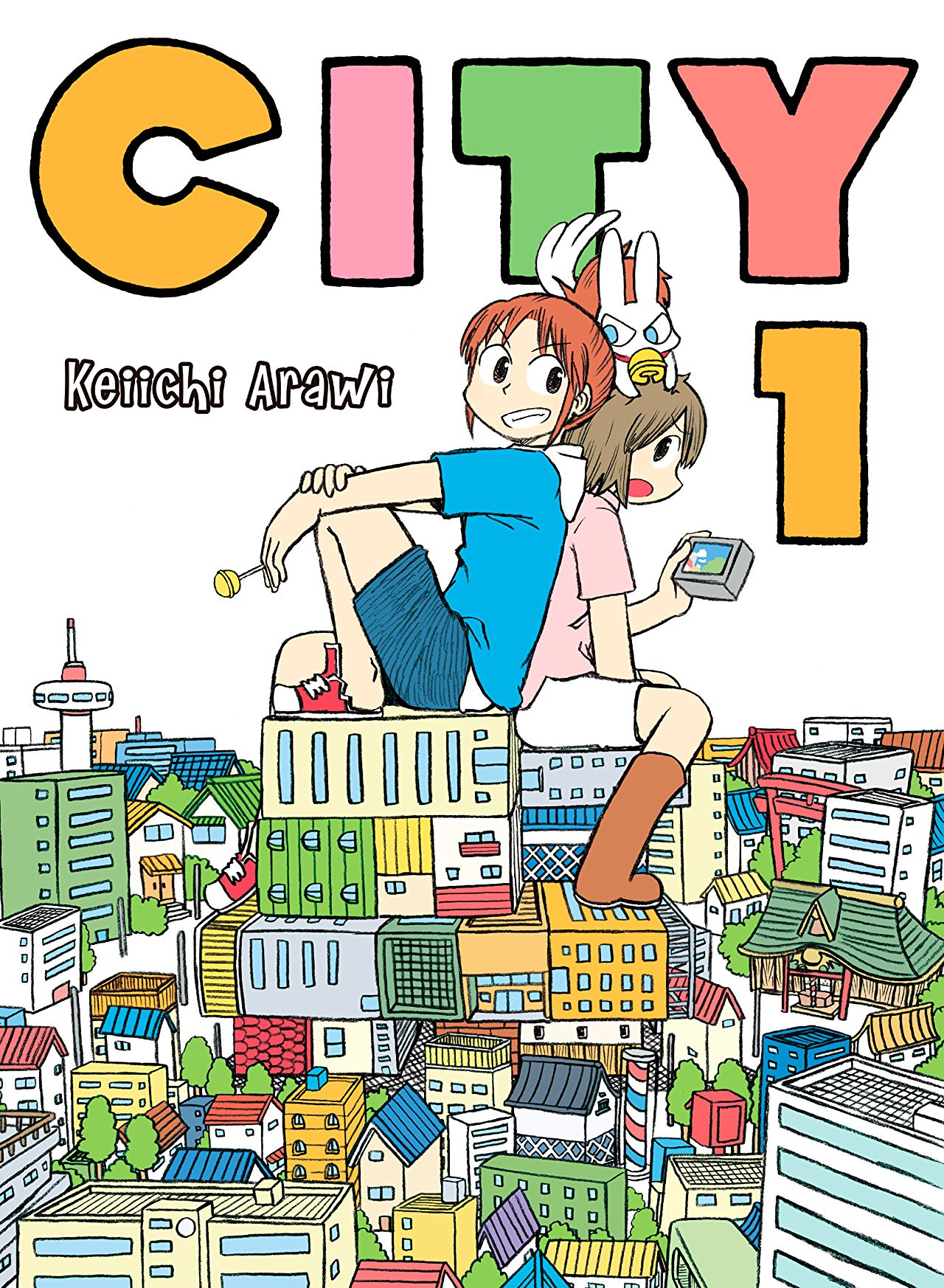 CITY Vol. 1 review: Jam-packed with comedy