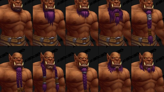 World of Warcraft: Upright Orcs have been added to the Battle For Azeroth alpha