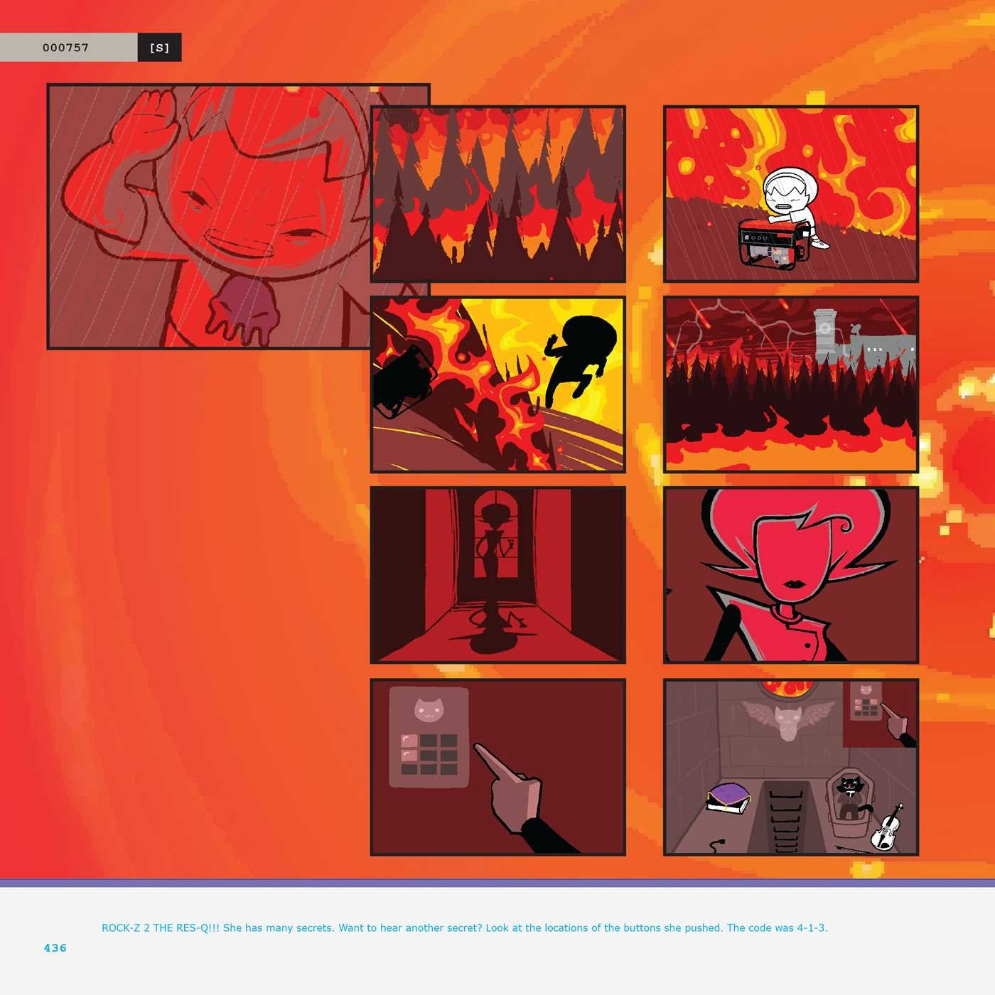 'Homestuck' hardcover review: Silly, meta, and mighty enjoyable