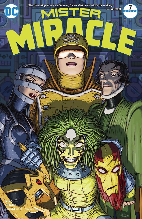 Mister Miracle #7 Review