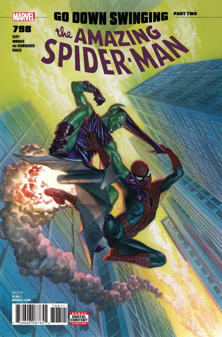 Marvel Preview: Amazing Spider-Man #798