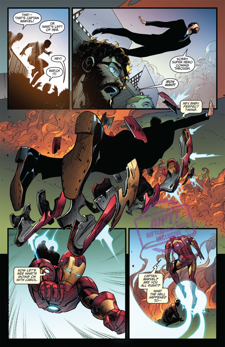 [EXCLUSIVE] Marvel Preview: Avengers: Back To Basics #3