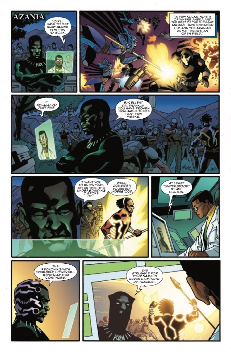 Marvel Preview: Black Panther #171