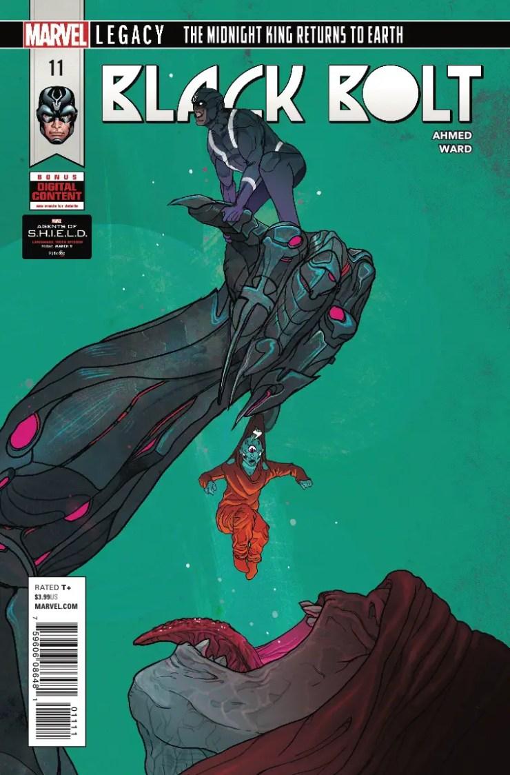 Marvel Preview: Black Bolt #11