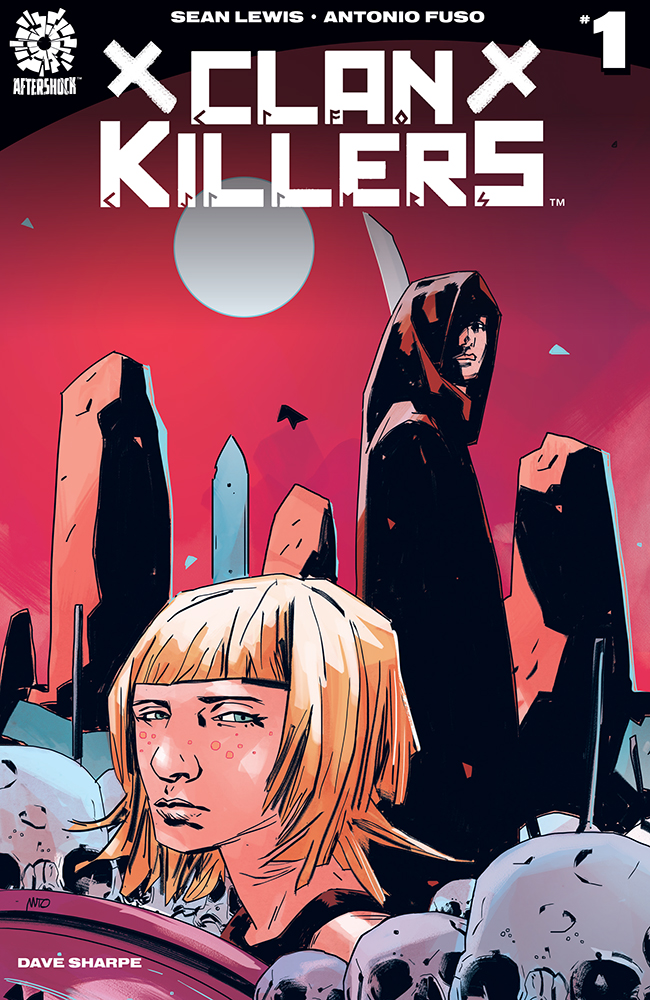 AfterShock Preview: Clankillers #1