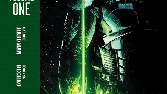 'Green Lantern: Earth One' Vol. 1 is a fresh interpretation perfect for new readers