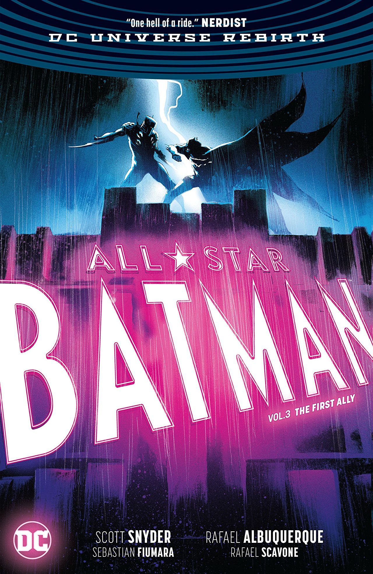 'All-Star Batman Vol. 3: The First Ally' offers a new look at one of Batman's most trusted colleagues