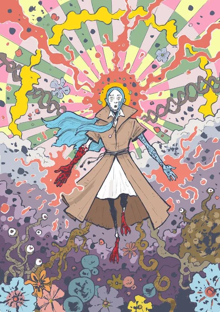 Eternity Girl #1 Review