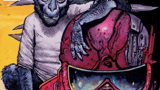Factory #1 review: The weirdest book you'll read this year