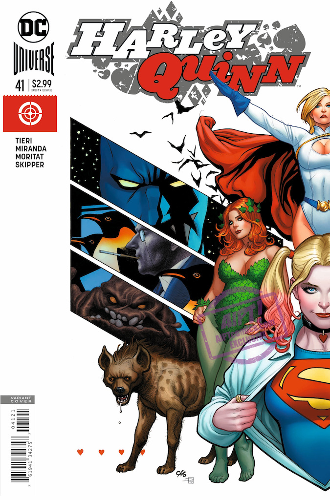 [EXCLUSIVE] DC Preview: Harley Quinn #41