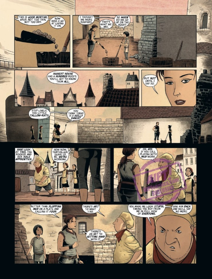 [EXCLUSIVE] IDW Preview: The Highest House #2