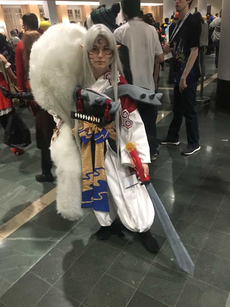 Anime Boston: Best of Cosplay Day 2
