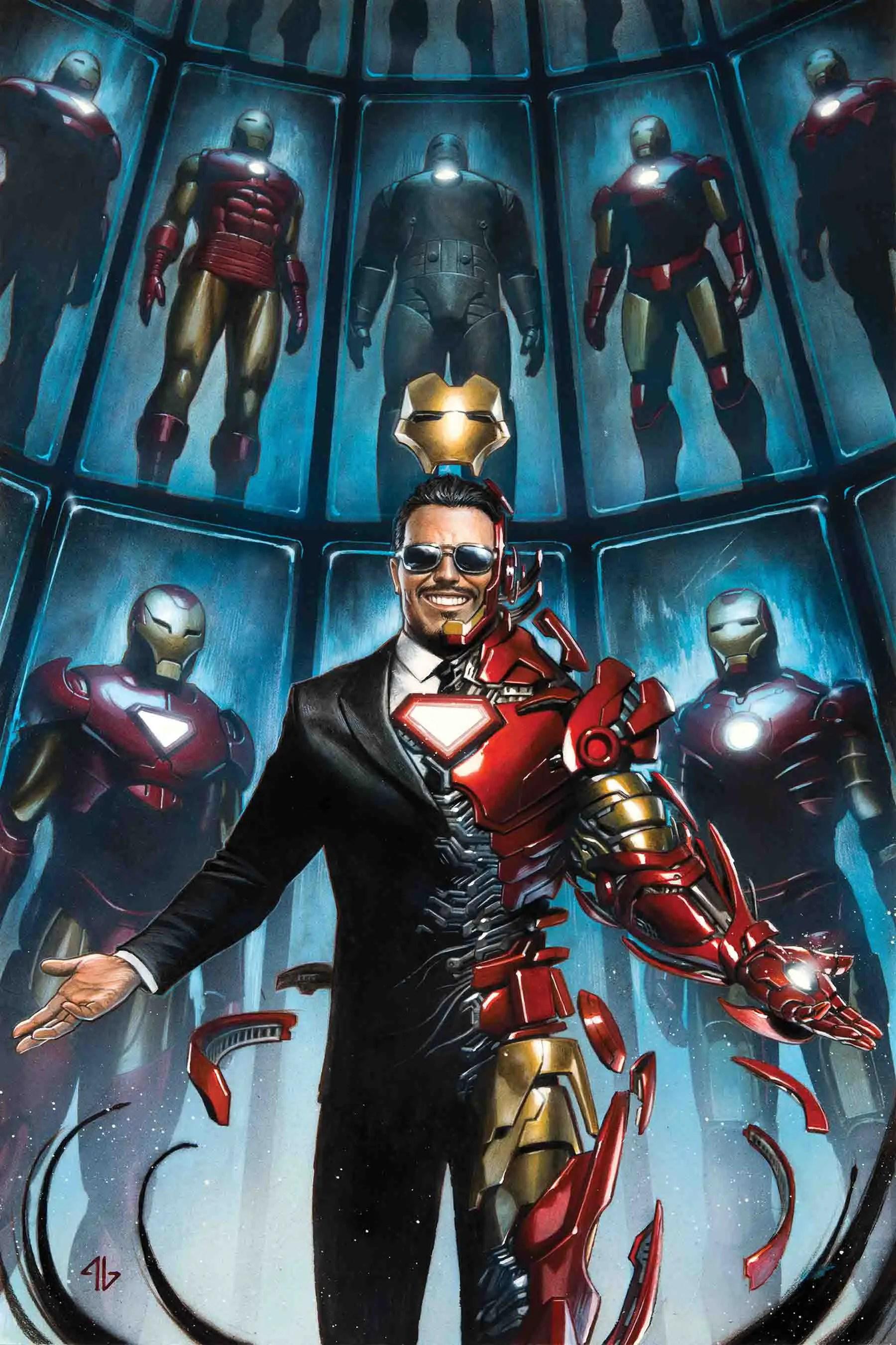 'Tony Stark: Iron Man #1' review: Fun and inventive just as Tony Stark should be