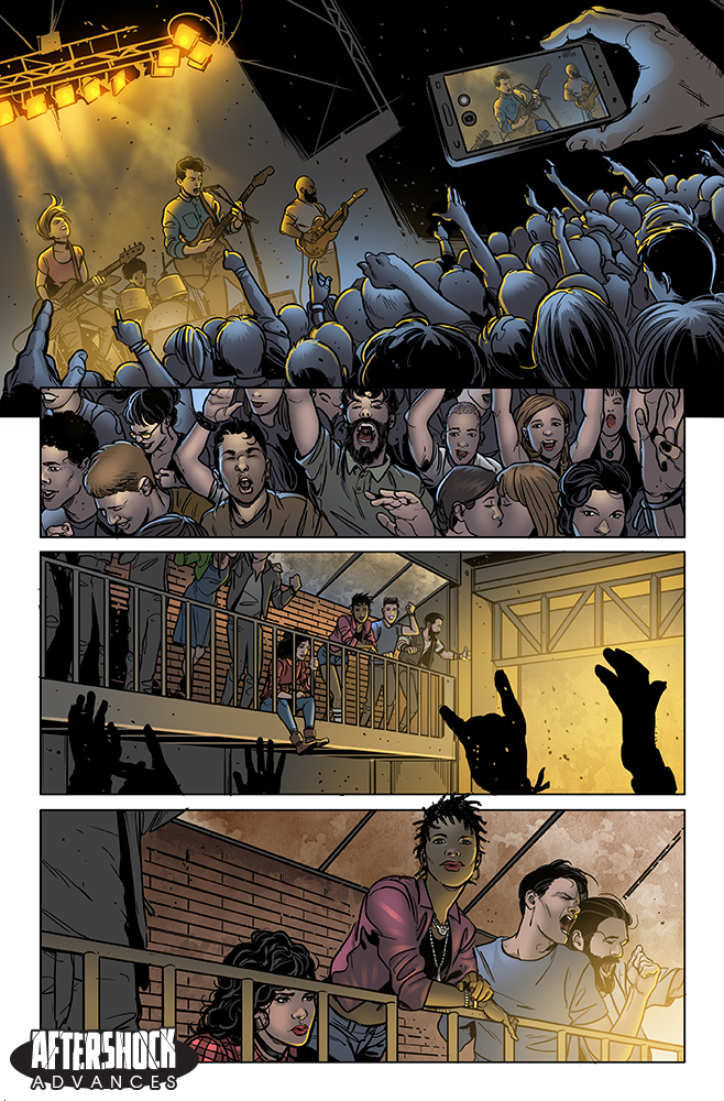 AfterShock Preview: Lost City Explorers #1