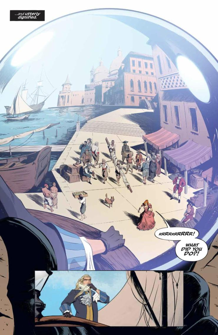 Jim Henson's Labyrinth: Coronation #2 Review