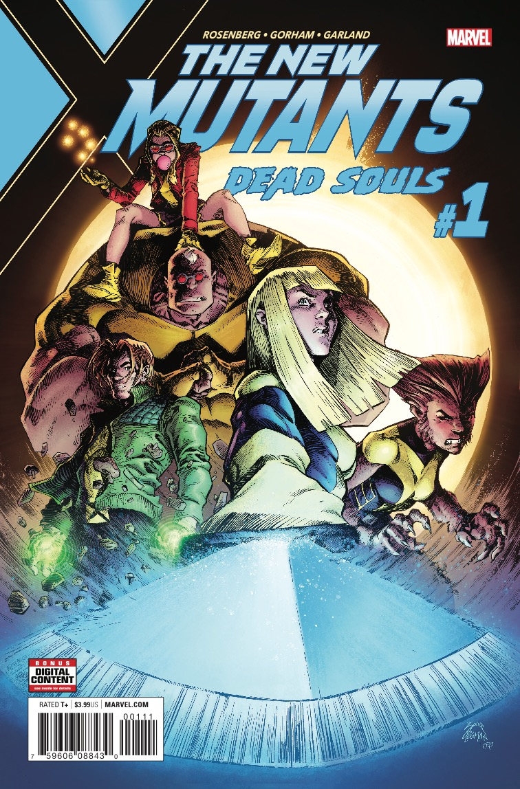 The New Mutants: Dead Souls #1 review: Off to a fine start
