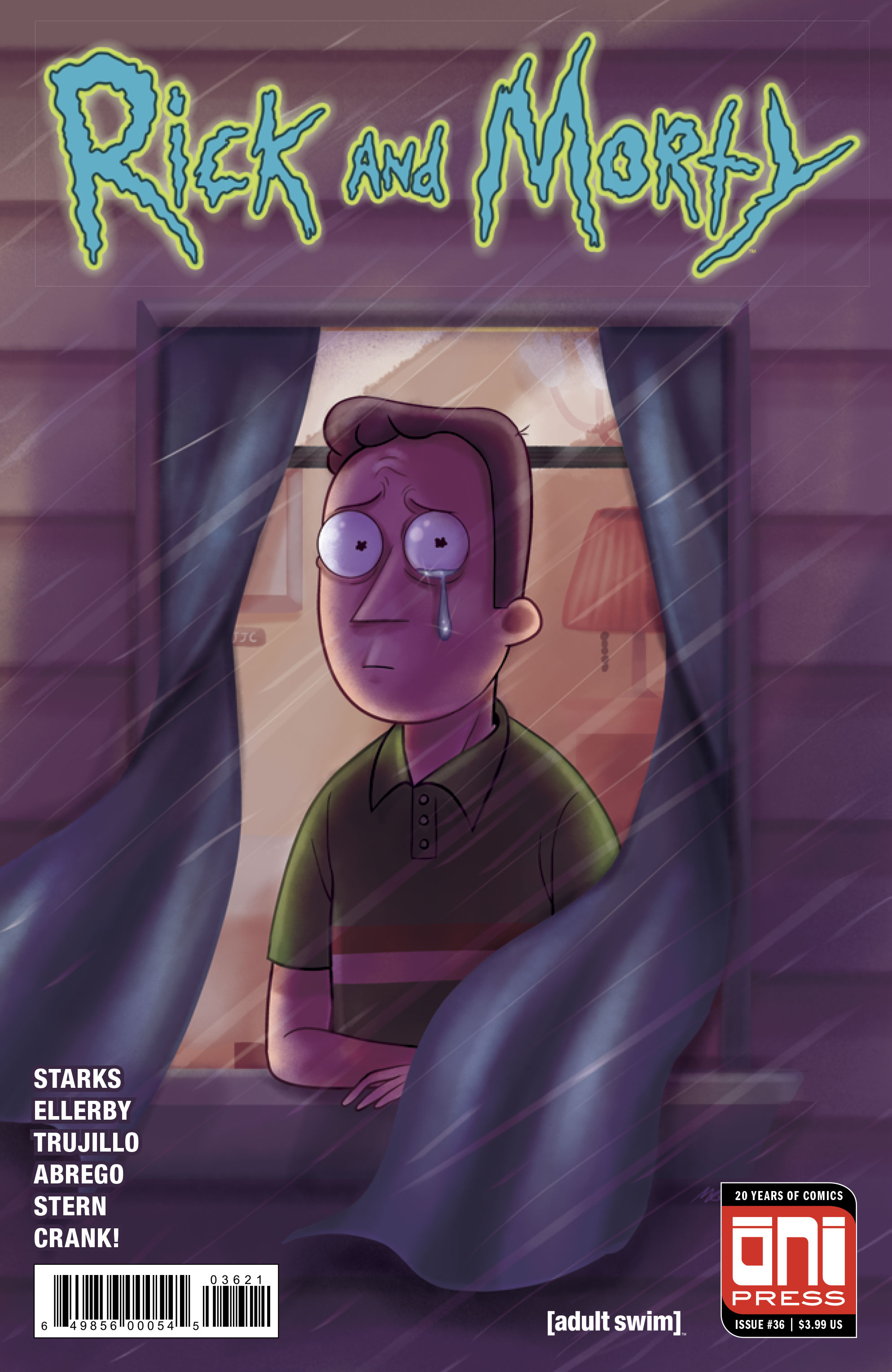 Rick and Morty #36 Review