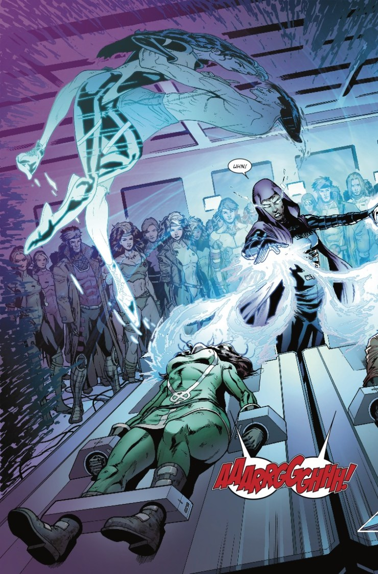 Marvel Preview: Rogue & Gambit #4