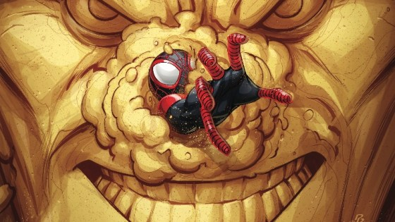 The Hobgoblin doesn't like following orders, but Iron Spider made a compelling case to join the Sinister Six.