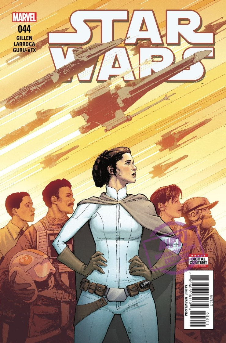 [EXCLUSIVE] Marvel Preview: Star Wars #44