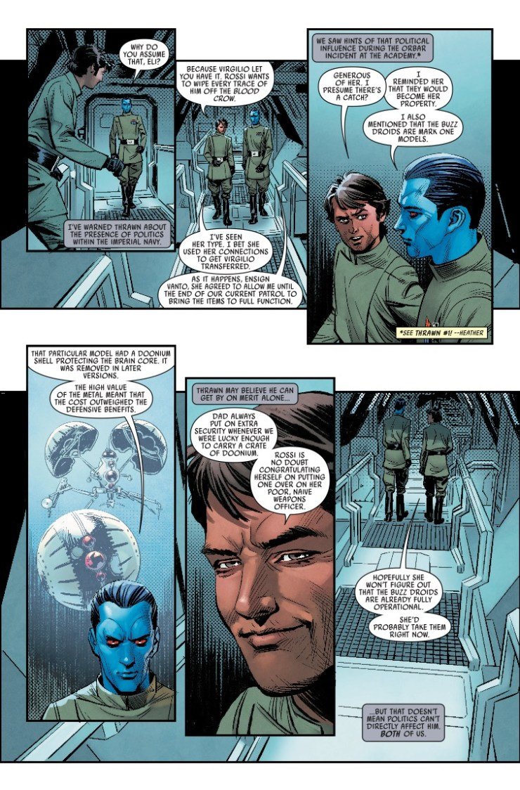 Marvel Preview: Star Wars: Thrawn #2